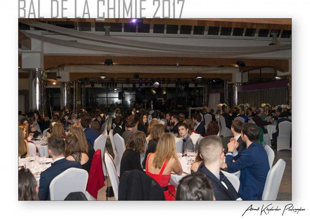 Bal de la Chimie 2017
